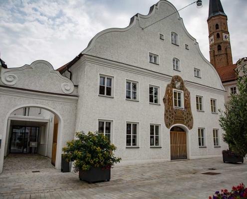 Stadt‐ und Kreisbibliothek